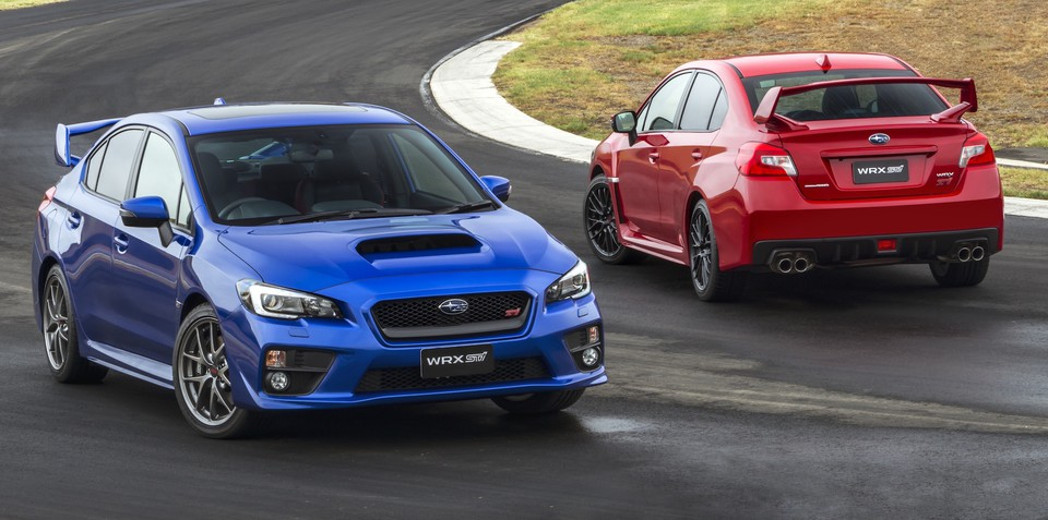 Subaru WRX STI 2015+ Performance Packages - Pulse Racing