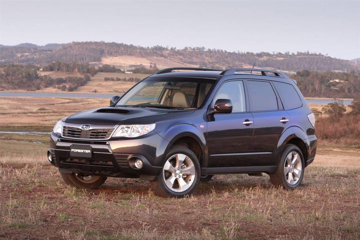 Subaru Forester XT 2008-2013 Performance Packages - Pulse Racing